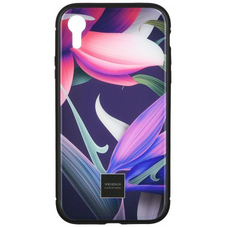 Чeхол WK для Apple iPhone XR (WPC-107) Jungle (CL15922)