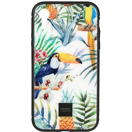 Чeхол WK для Apple iPhone XR (WPC-107) Jungle (CL15927)