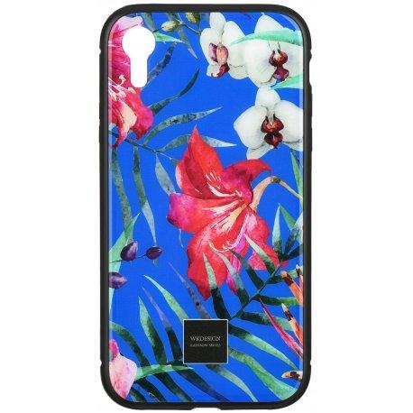 Чeхол WK для Apple iPhone XR (WPC-107) Jungle (CL15929)