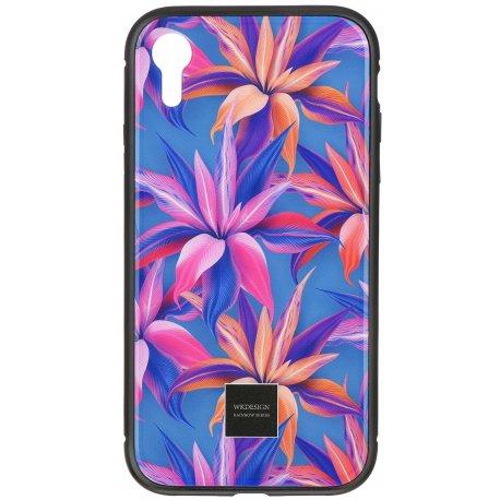 Чeхол WK для Apple iPhone XR (WPC-107) Jungle (CL15934)