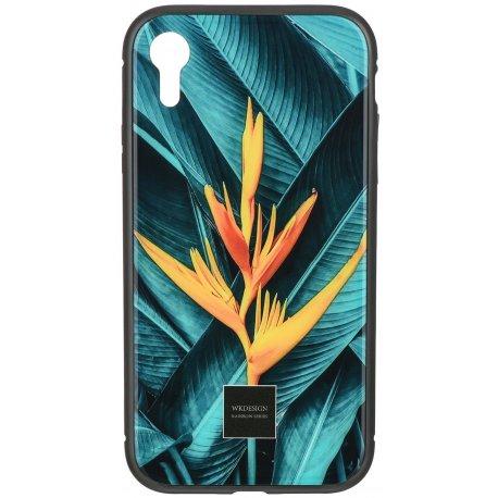 Чeхол WK для Apple iPhone XR (WPC-107) Jungle (CL15935)