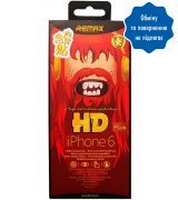 Защитное стекло Remax для Apple iPhone 6/6 Plus 2 in 1