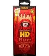 Защитное стекло Remax для Apple iPhone 6/6S 2 in 1