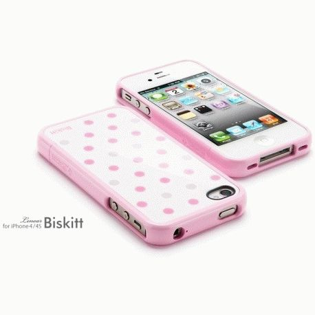 SPIGEN SGP iPhone 4 / 4S Case Linear Biskitt Series Maltese