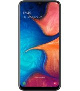 Samsung Galaxy A20 3/32GB Black (SM-A205FZKVSEK)