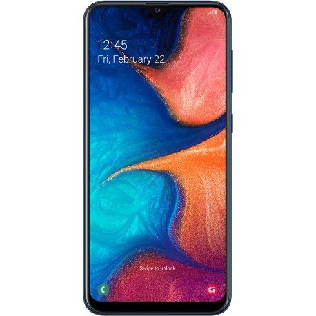 Samsung Galaxy A20 3/32GB Blue (SM-A205FZBVSEK)
