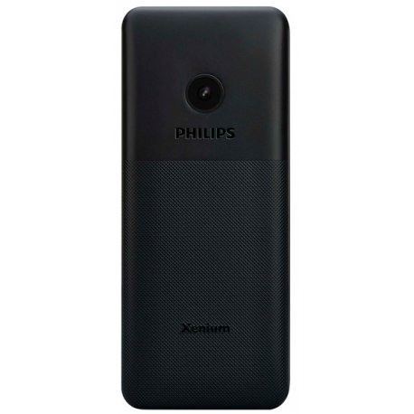 Philips Xenium E168 Dual Sim Black