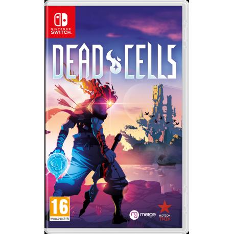 Игра Dead Cells для Nintendo Switch (русские субтитры)
