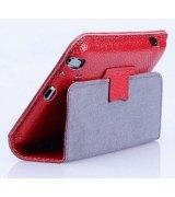 Yoobao кожаный чехол-книжка для Samsung Galaxy Note N7000 Red