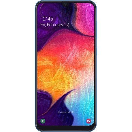 Samsung Galaxy A50 Duos 4/64GB Blue (SM-A505FZBUSEK)