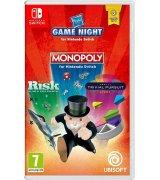 Игра Hasbro Game Night для Nintendo Switch (русские субтитры)