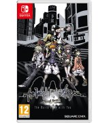 Игра The World Ends with You: Final Remix для Nintendo Switch (английская версия)