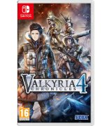 Игра Valkyria Chronicles 4 для Nintendo Switch (английская версия)