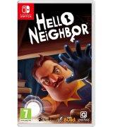 Игра Hello Neighbor для Nintendo Switch (русские субтитры)