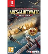 Игра Aces of the Luftwaffe - Squadron Extended Edition для Nintendo Switch (английская версия)