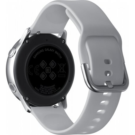 Умные часы Samsung Galaxy Watch Active Silver (SM-R500NZSASEK)