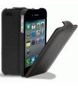 Кожаный чехол Melkco (JT) для iPhone 4/4s Black