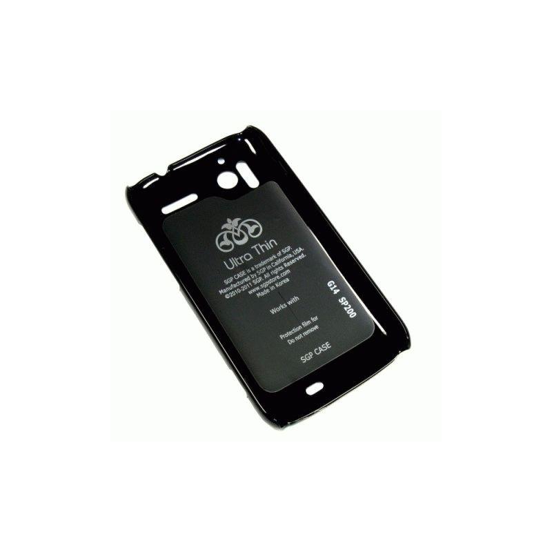 SGP Ultra Thin Air накладка для HTC Sensation Z710e/Z715e XE Blac