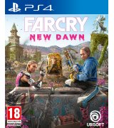 Игра Far Cry. New Dawn (PS4). Уценка!