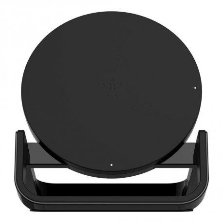 Беспроводное зарядное устройство Belkin Qi Wireless Chg Stand 10W Black (F7U052VFBLK)
