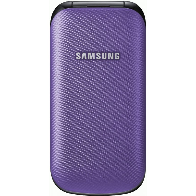 Samsung E1195 Deep Purple