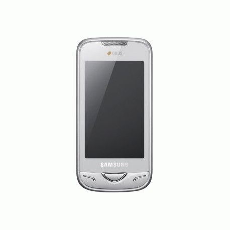 Samsung B7722i Duos Pure White