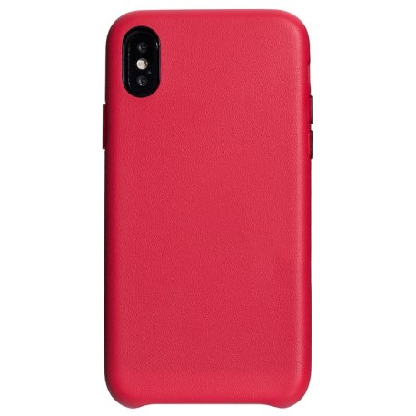 Чехол K-Doo Noble Collection для Apple iPhone X/XS Max Red