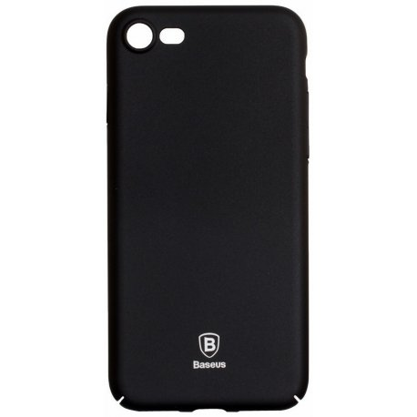 Накладка Baseus для iPhone 7 Black (WIAPIPH7-AZB)