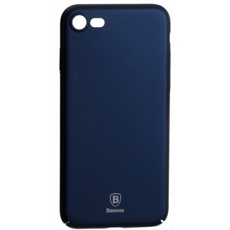 Накладка Baseus для iPhone 7 Blue (WIAPIPH7-AZB)