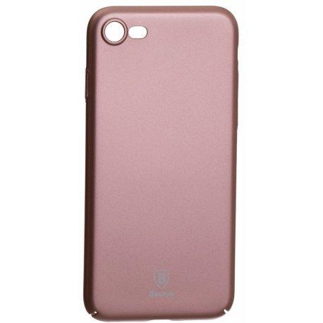 Накладка Baseus для iPhone 7 Pink (WIAPIPH7-AZB)