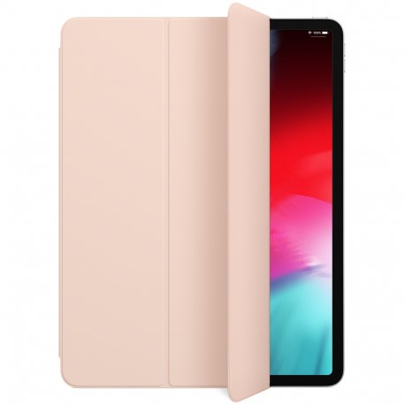 Обложка Apple Smart Folio для iPad Pro 12.9 (2018) Pink Sand (MVQN2)