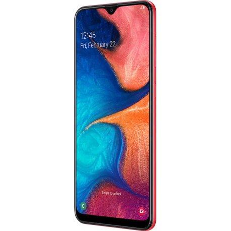 Samsung Galaxy A20 3/32GB Red (SM-A205FZRVSEK)