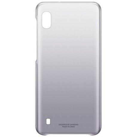 Чехол Gradation Cover для Samsung Galaxy A10 Black (EF-AA105CBEGRU)