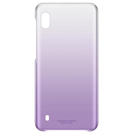 Чехол Gradation Cover для Samsung Galaxy A10 Violet (EF-AA105CVEGRU)
