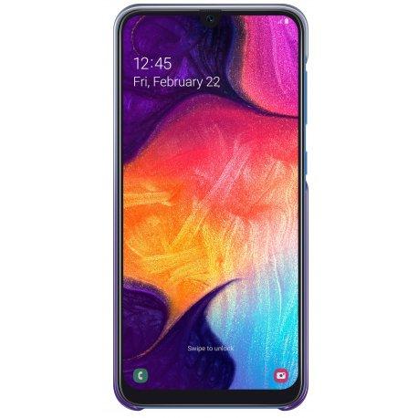 Чехол Gradation Cover для Samsung Galaxy A50 A505F Violet (EF-AA505CVEGRU)