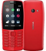 Nokia 210 Dual Sim Red