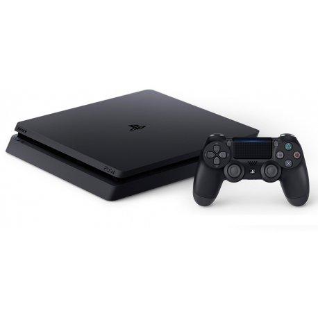 Sony PlayStation 4 Slim 1TB + Horizon Zero Dawn. Complete Edition + Detroit + The Last of Us + PSPlus 3 месяца