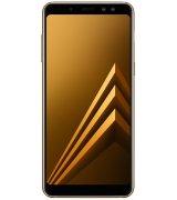 Samsung Galaxy A8 Plus (2018) Duos SM-A730 32Gb Gold - Уценка
