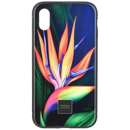 Чeхол WK для Apple iPhone XS (WPC-107) Jungle (CL15936)