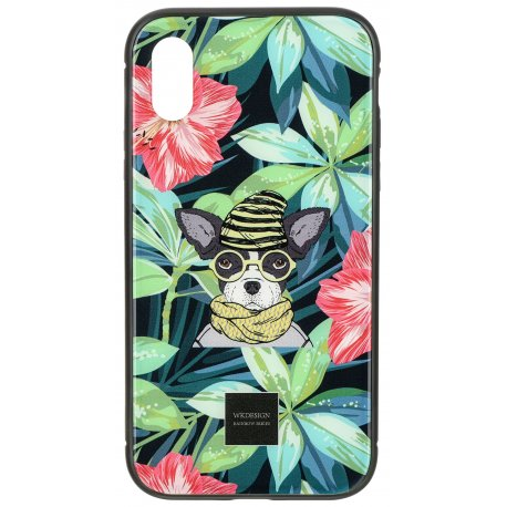 Чeхол WK для Apple iPhone XS (WPC-107) Jungle (CL15930)