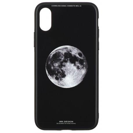 Чeхол WK для Apple iPhone XS Max (WPC-061) Moon (LL05)
