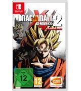 Игра Dragon Ball Xenoverse 2 для Nintendo Switch (английская версия)
