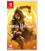 Игра Mortal Kombat 11 для Nintendo Switch (английская версия)