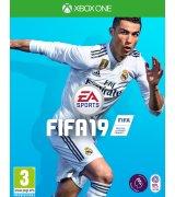 Игра FIFA 19 для Microsoft Xbox One (русская версия)