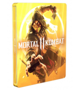 Игра Mortal Kombat 11. Steelbook Edition для Sony PS 4 (русские субтитры)