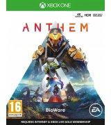 Игра Anthem для Microsoft Xbox One (русские субтитры)
