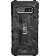 Накладка Urban Armor Gear (UAG) для Samsung Galaxy S10 Plus Pathfinder Midnight Camo (211357114061)