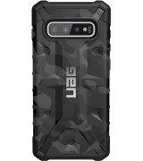 Накладка Urban Armor Gear (UAG) для Samsung Galaxy S10 Plus Pathfinder Midnight Camo (211357114061)