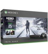 Microsoft Xbox One X 1TB + Metro Exodus + Metro 2033 Redux + Metro: Last Light Redux