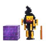 Игровая фигурка Jazwares Minecraft Blaze серия 3 (16490M)